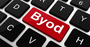 BYOD and the IT Crowd