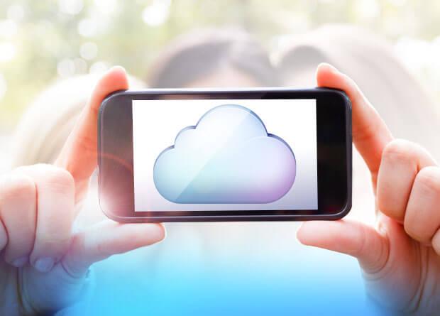 cloud selfie