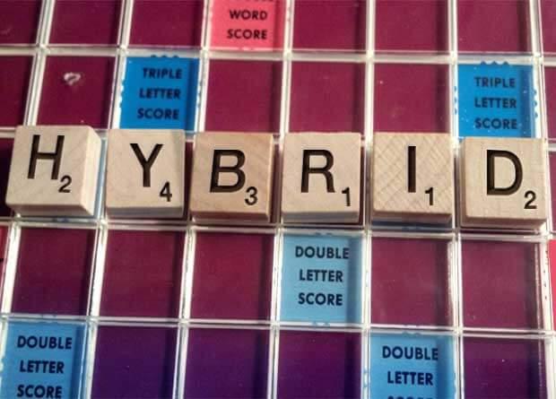 Hybrid scrabble