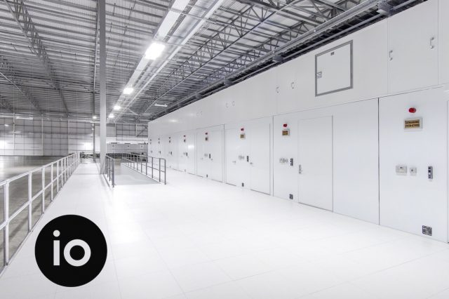 io data centre