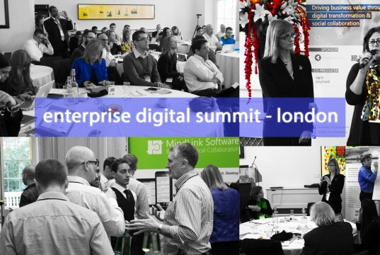 enterprise digital summit london header