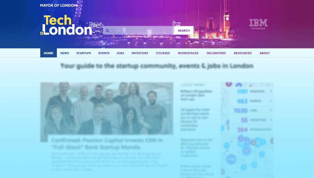 tech.london launch