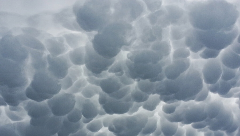 bubble clouds