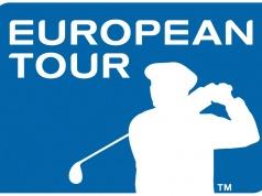European Golf Tour Logo
