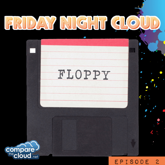 Friday Night Cloud Podcast Episode 2 : The Naughty Bits