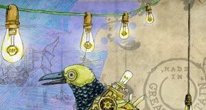 patent crow