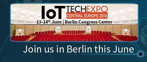 IoT Tech Expo Central Europe