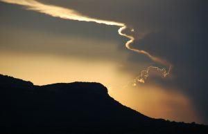 cloud streak