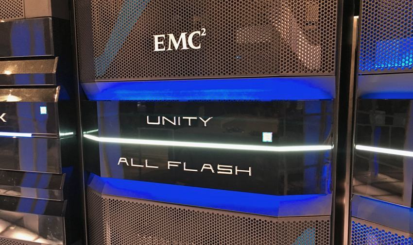 Dell EMC Unity Increases Efficiency And Lowers All-Flash