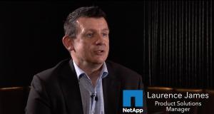 NetApp Laurence