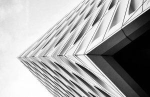 B&W-architecture