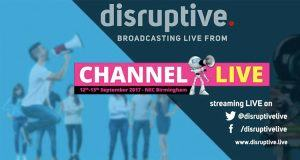 Disruptive- channellive