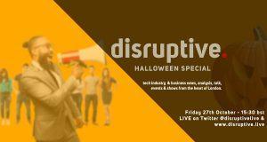 Disruptive Halloween