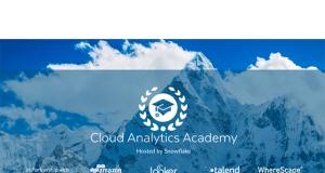 Cloud Analytics Academy