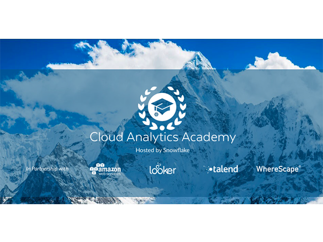 Cloud Analytics Academy