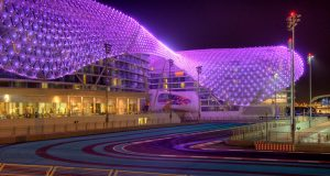 The Yas Hotel - Yas Marina Circuit (c) Rob Alter