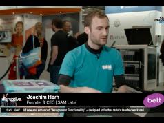 Joachim Horn - SAM Labs - Bett Show