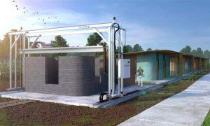 Tech of the Week #5: 3D printed houses that are fresh off the press