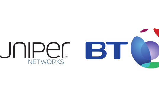 BT Chooses Juniper Networks to Underpin 5G Capability and Move to a Cloud-Driven Unified Network Infrastructure