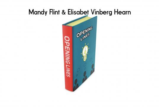 Mandy Flint & Elisabet Vinberg Hearn